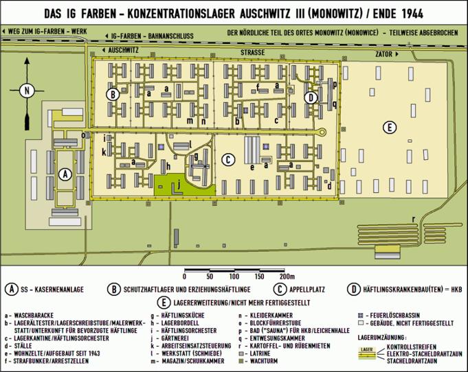 Auschwitz Karte.Gelsenzentrum Gelsenkirchen Kz Auschwitz Karten Und Lagepläne