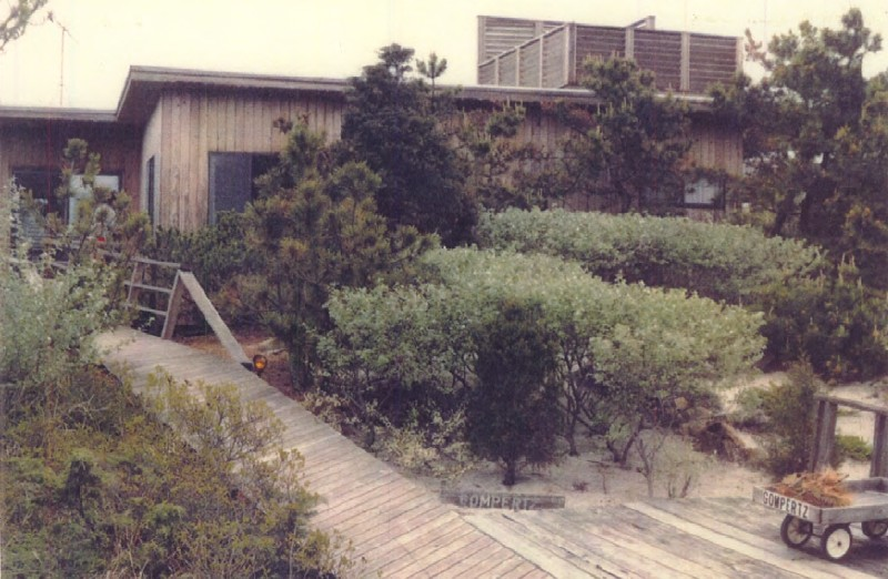 Margot's and Albert's House in Ocean Bay Park Fire Island From 1968 until 1996 from April trough September this was our home