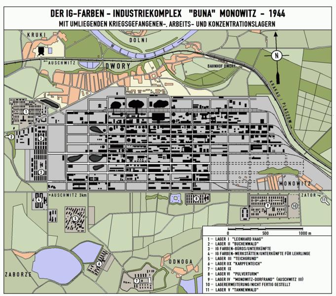 Gelsenzentrum gelsenkirchen kz auschwitz karten und lagepl 228 ne